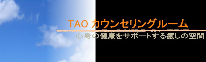 TAOカウンセリングルーム心身の健康をサポートする癒しの空間
